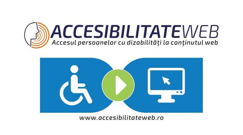 Accesibilizarea paginilor web ale instituțiilor publice din România
